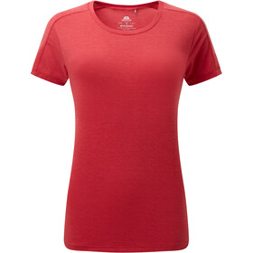 Mountain Equipment Headpoint Tee Women capsicum red